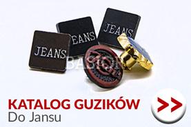 katalog guzików do Jansu
