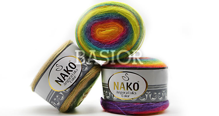włóczka-Angora-Luks-color