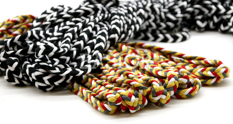 sznurek pleciony