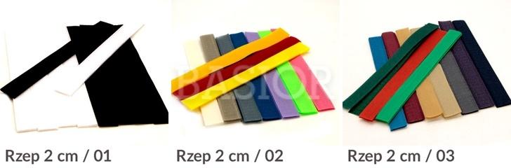 rzepy 2 cm