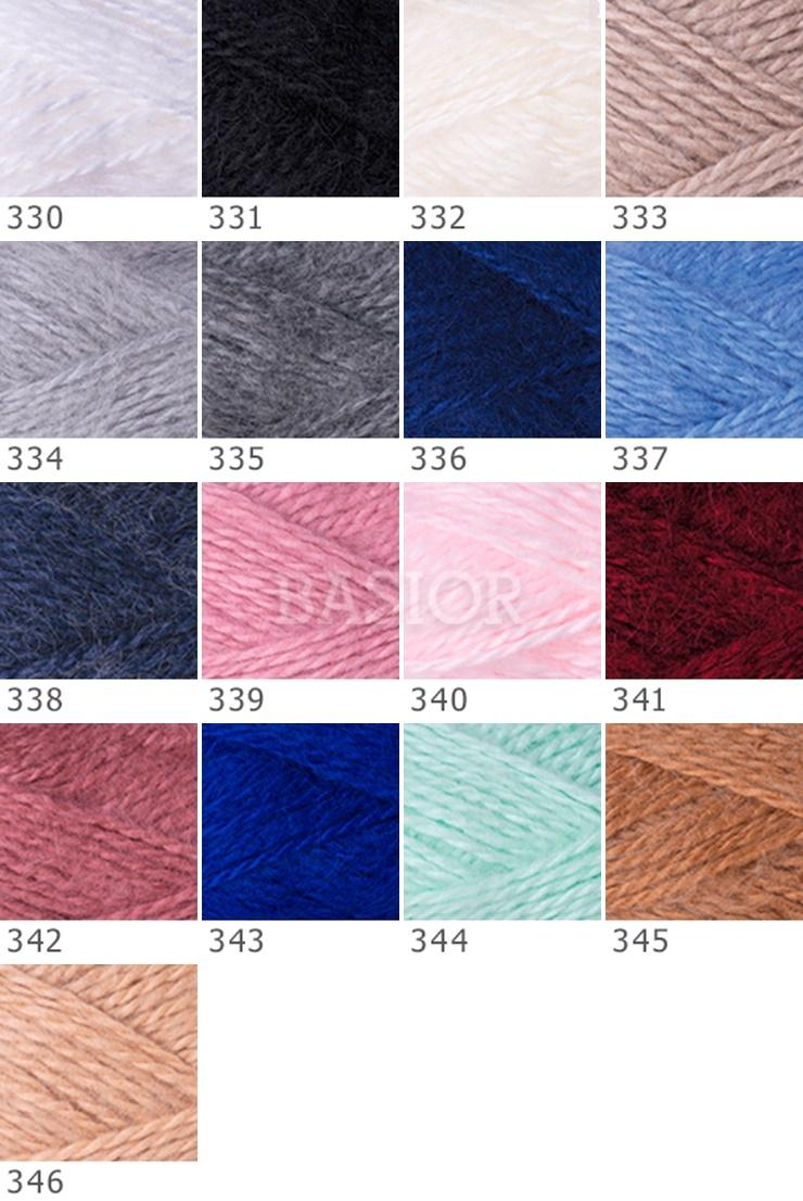 wzornik kolorów Alpine Angora