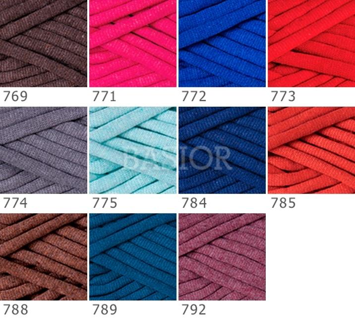 wzornik Cord Yarn 2