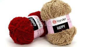 Happy-włóczka