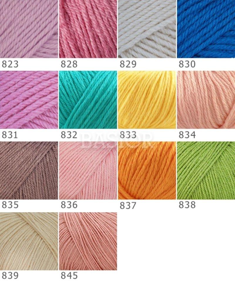 wzornik baby wool 2a