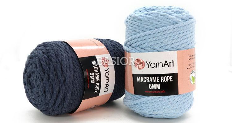 yarnart macrame rope 5