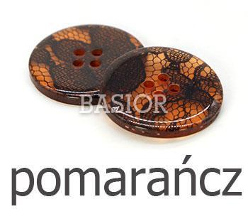 guzik-c3926pomarańczowy