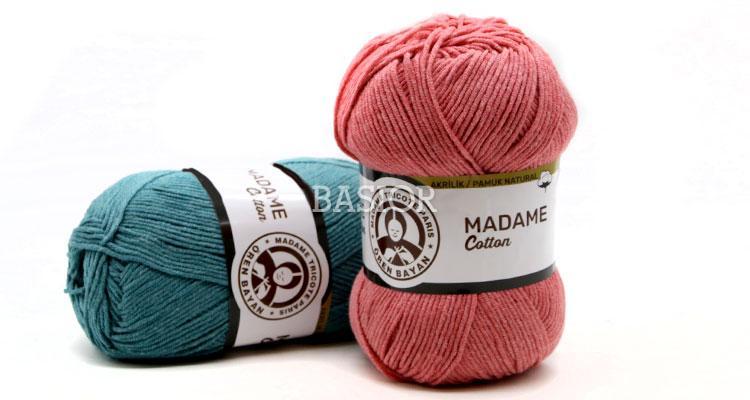Madame cotton