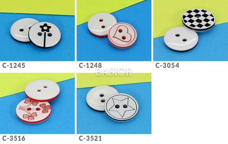 komplet guzików dziurka-3-BB modele