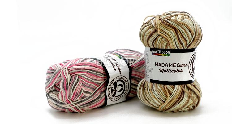 madame cotton multicolor
