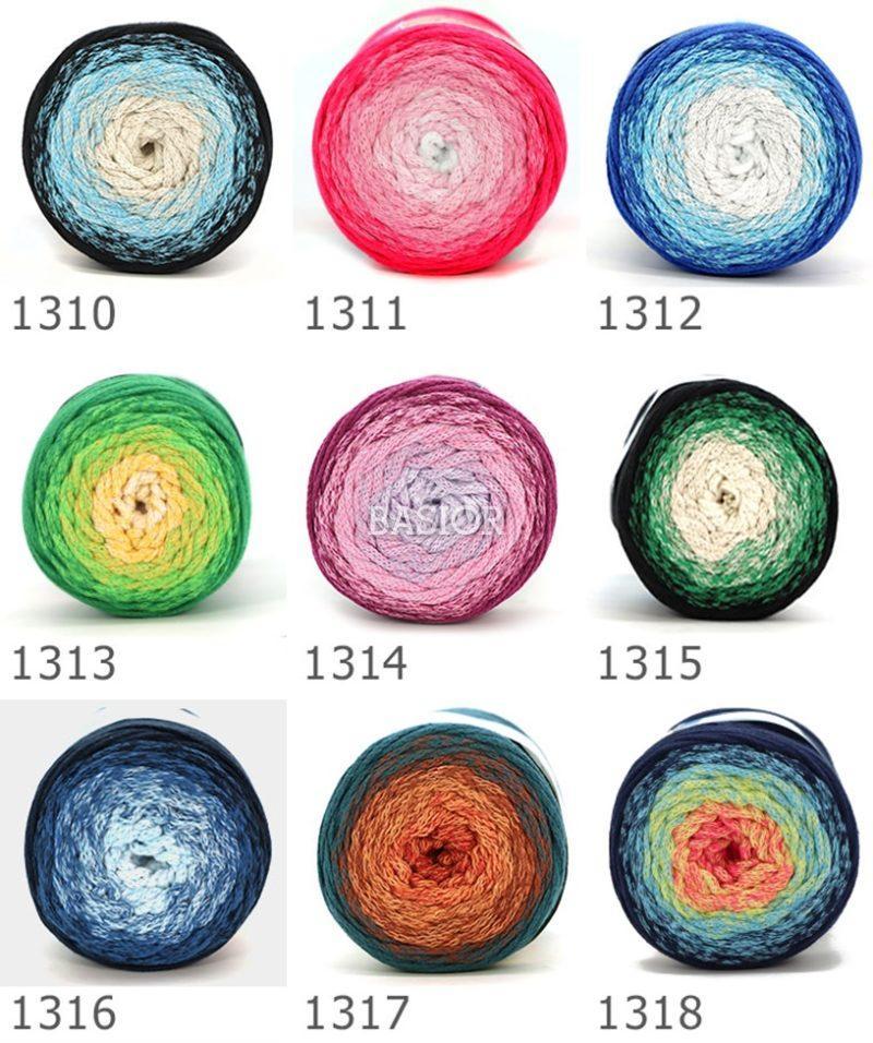 wzornik macrama cotton spectrum 2a