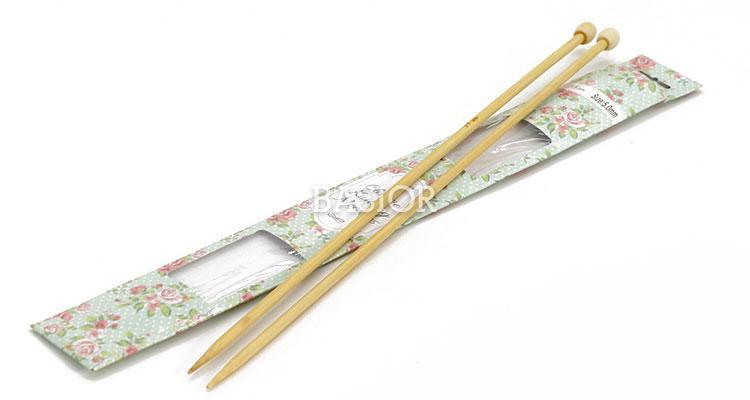 Bambusowe druty
