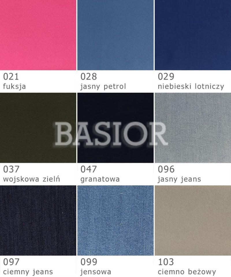 Łaty elastyczne wornik B