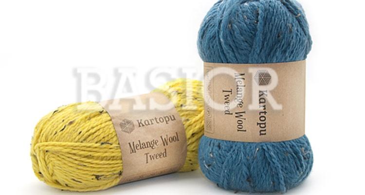 malange wool tweed