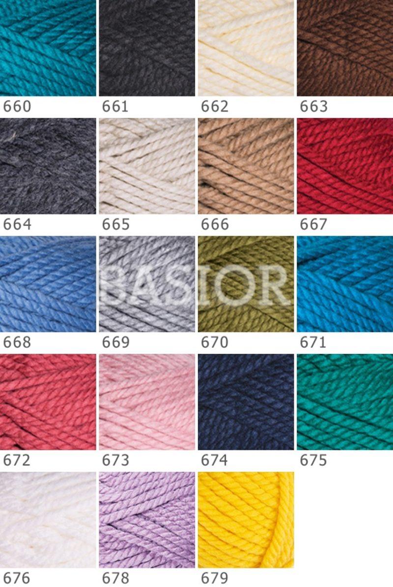 wzornik kolorow alpine maxi a